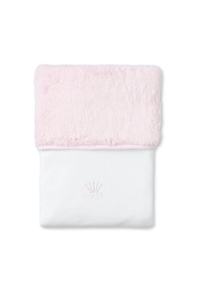 Decke 100x140cm Pretty Pink