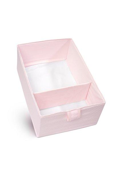 Open toiletmand Pretty Pink