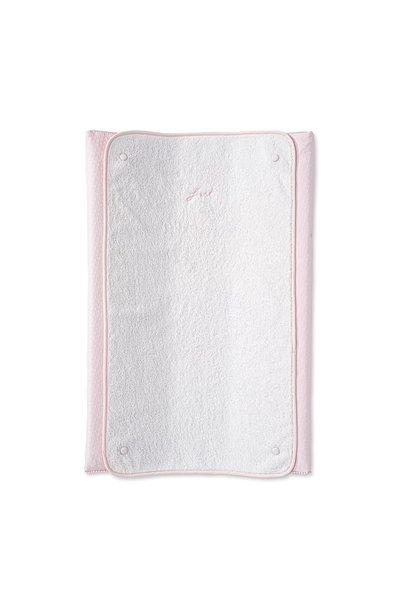 Waskussenovertrek Pretty Pink