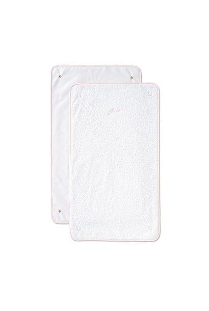 2 extra doekjes voor waskussenovertrek