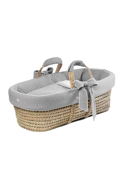 Wicker moises and cover Endless grey