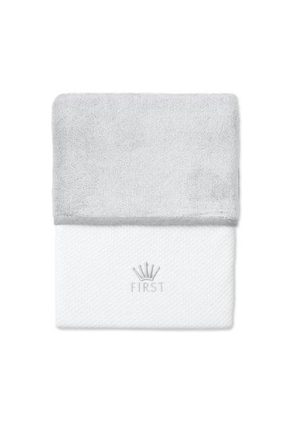 Blanket 68x95cm  Endless grey