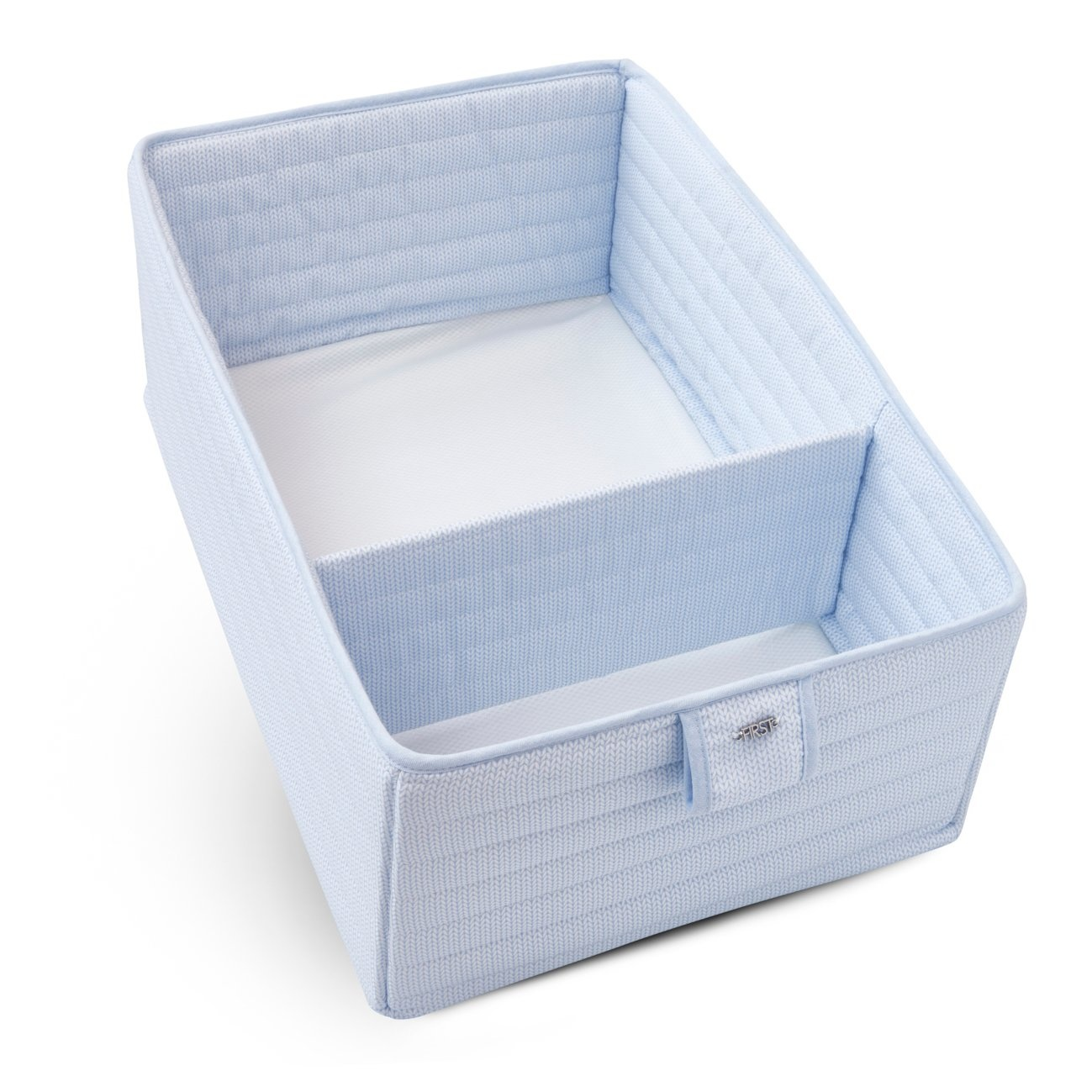 Open toiletmand First Forever blue-1