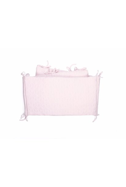 Bed surround Poetree Star Soft Pink Collection