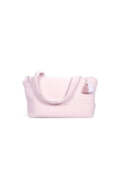 Pram holdall  Poetree Star Soft Pink Collection