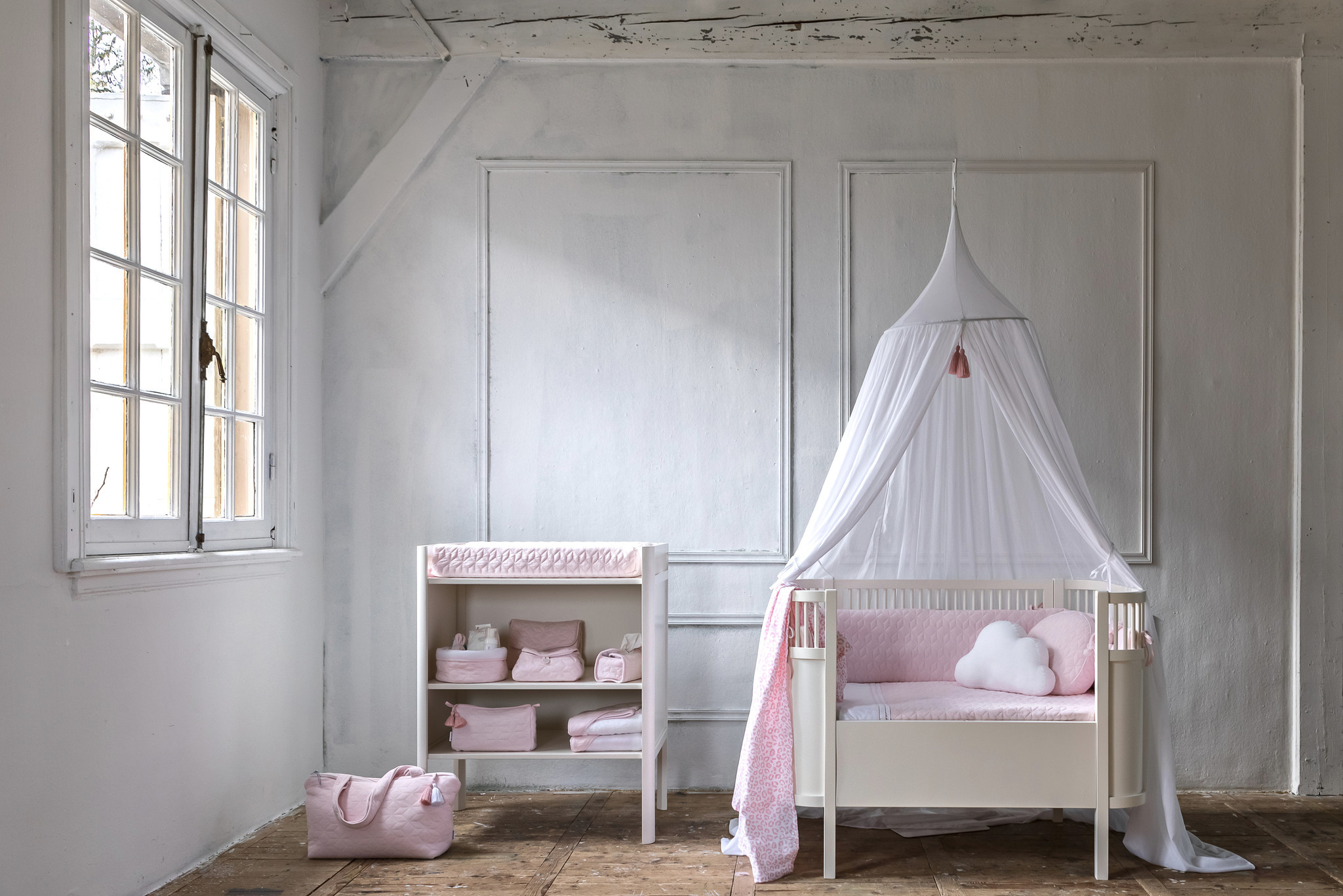 Hoes vochtige doekjes Poetree Star Soft Pink Collection-2
