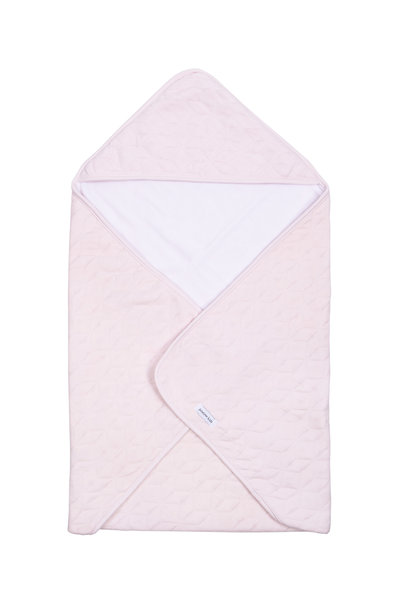 Wrap blanket Poetree Star Soft Pink Collection
