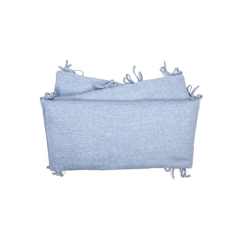 Bedomranding  Poetree Chevron Denim Blue Collection-1