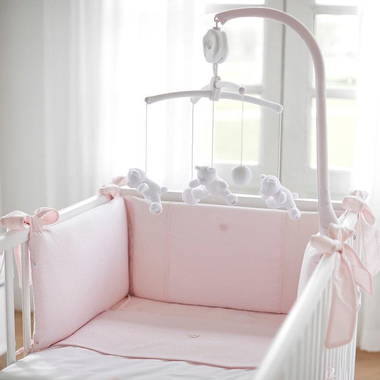 Bedomranding  60cm First  Pretty pink-3
