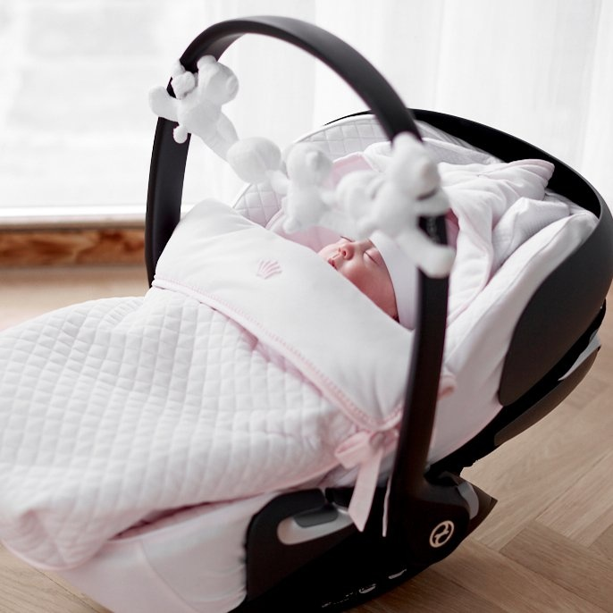 Hoes  autostoel  Cybex Cloud Z First-2