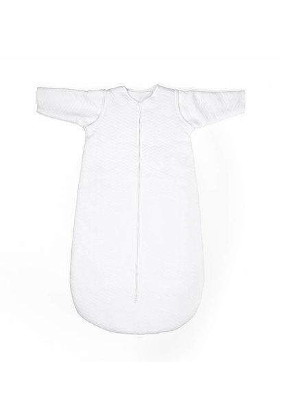 Schlafsack 70cm Poetree Chevron White Collection