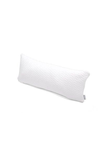 Cushion Poetree Chevron White Collection