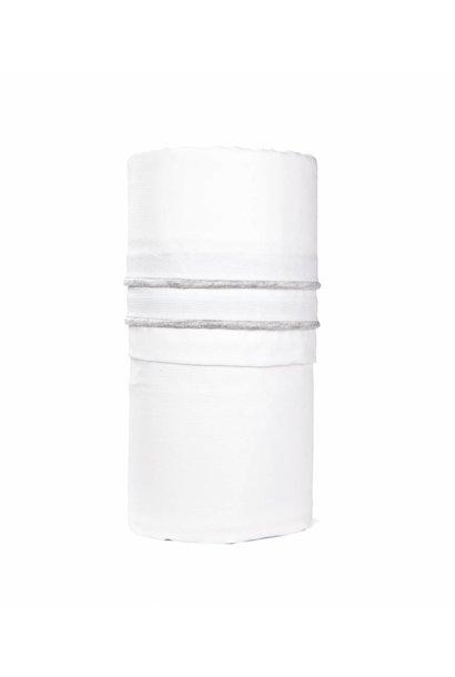 Bettlaken Chevron White Collection