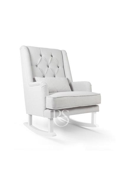 Rocking chair Royal Rocker Grey / white