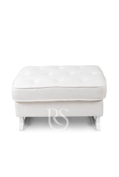 Footstool Royal Rocker White Royal footstool Rocking Seats white / white