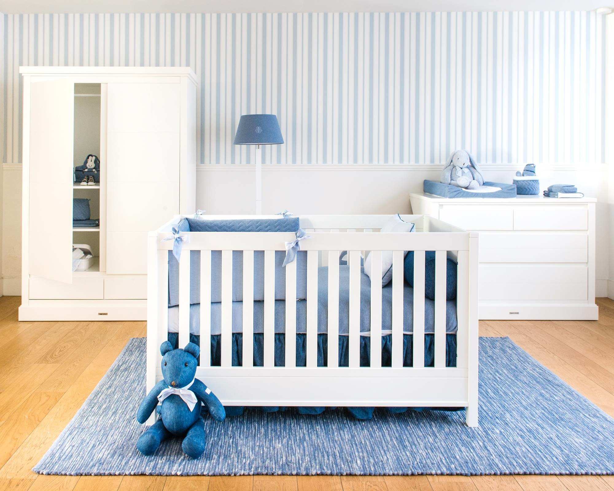 Bed 70x140cm Theophile & Patachou Design-1