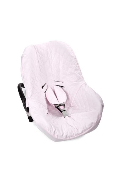 Hoes maxi cosi 3-punts gordel Poetree Oxford Soft Pink