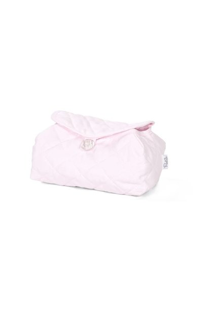 Wet wipes cover Poetree Oxford Soft Pink