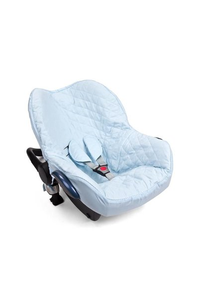 Abdeckung maxi cosi 3-Punkt-Gürtel Poetree Oxford Blue Collection