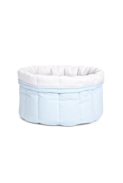 Care basket Poetree Oxford Blue Collection