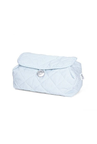 Wet wipes cover Poetree Oxford Blue Collection