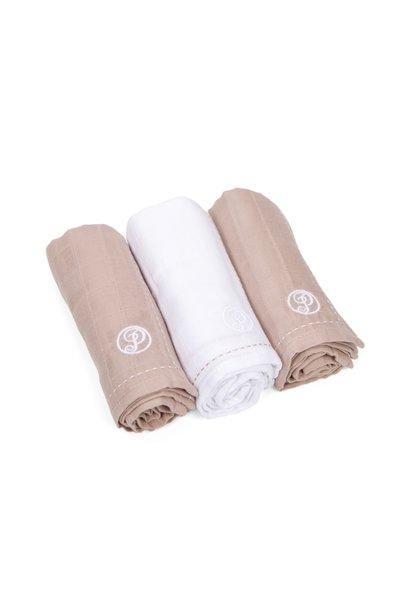 3 Tetra cloths