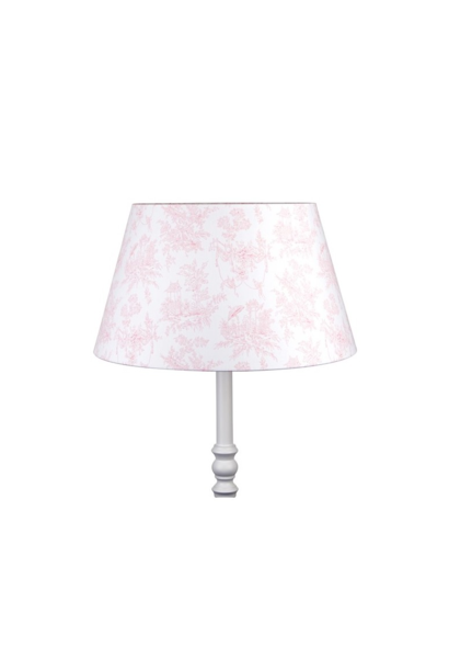 Großer Lampenschirm  Sweet Pink Theophile & Patachou