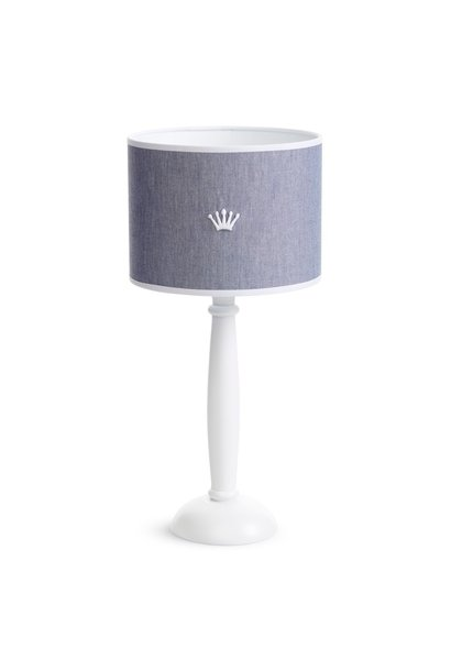 Small lampshade + stand First