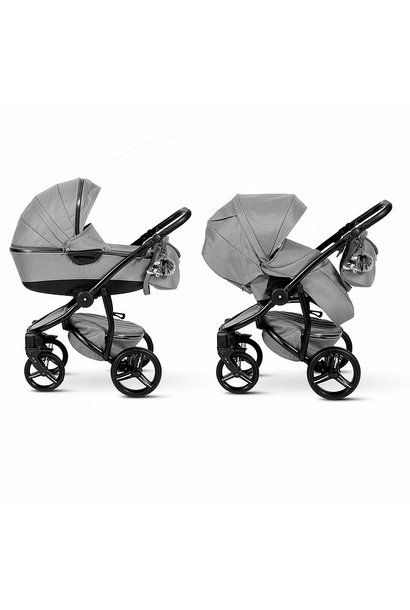 Baby stroller Atlanta gray