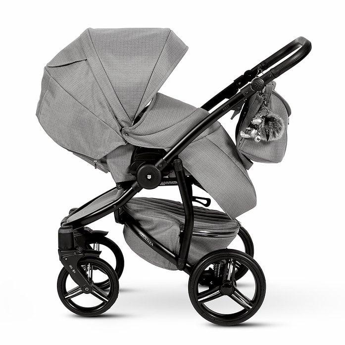 Kinderwagen First Atlanta grijs-5