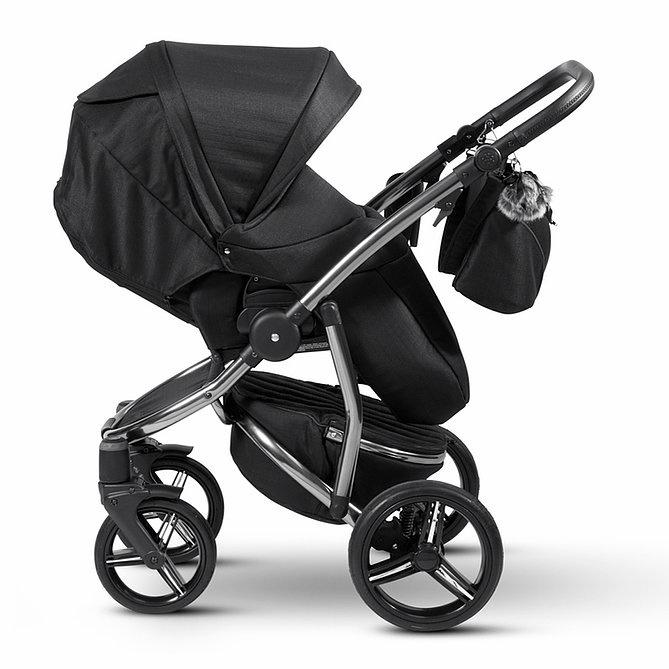 Kinderwagen First Atlanta zwart-4