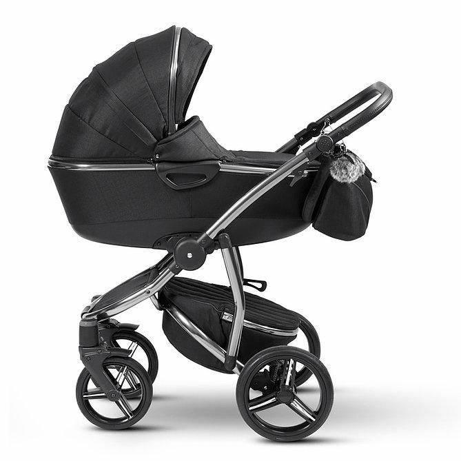 Kinderwagen First Atlanta zwart-3