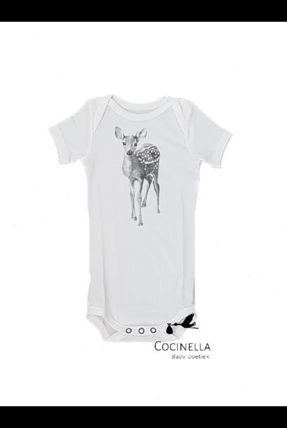 Romper Tencel Bambi  1Y