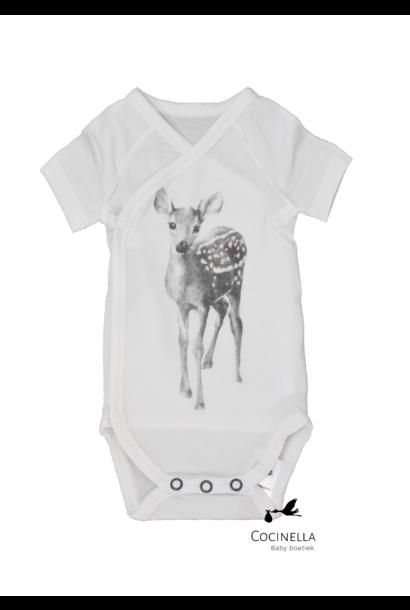 Romper Tencel Bambi 3M