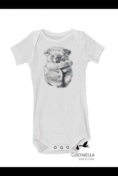Romper Tencel Koala 1Y