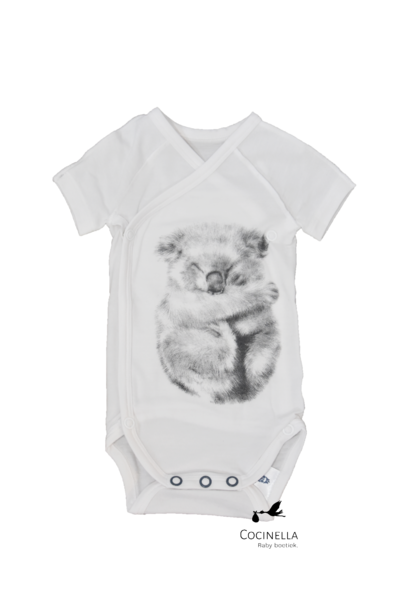 Strampler Tencel Koala  1M