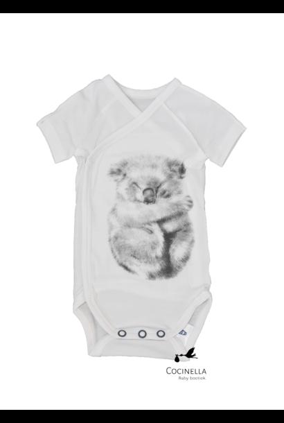 Romper Tencel Koala 3M