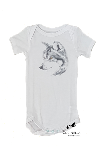 Body Tencel Wolf 18M