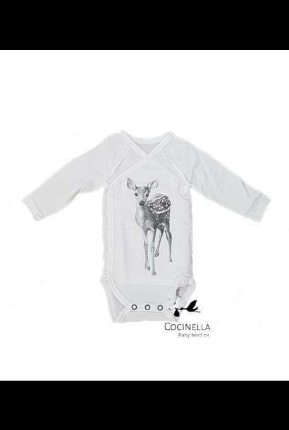 Romper Tencel Bambi 1M