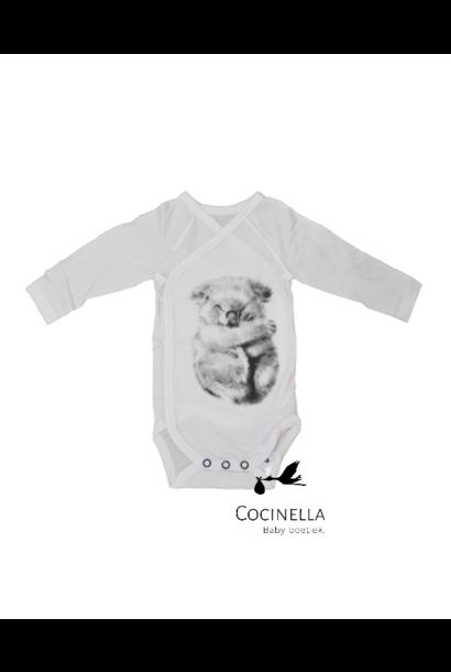 Romper Tencel Koala 1M