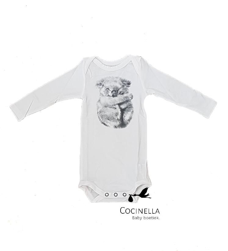 Body Tencel Koala  1J-1