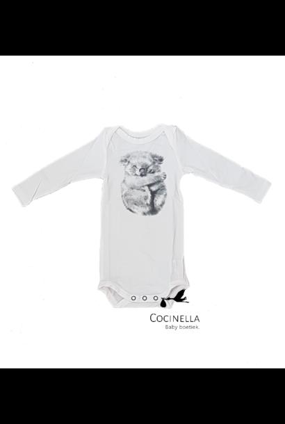 Romper Tencel Koala 18M