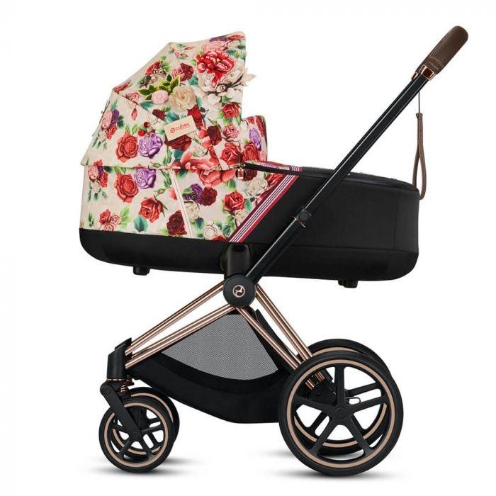 Kinderwagen Cybex Priam spring blossom light-2