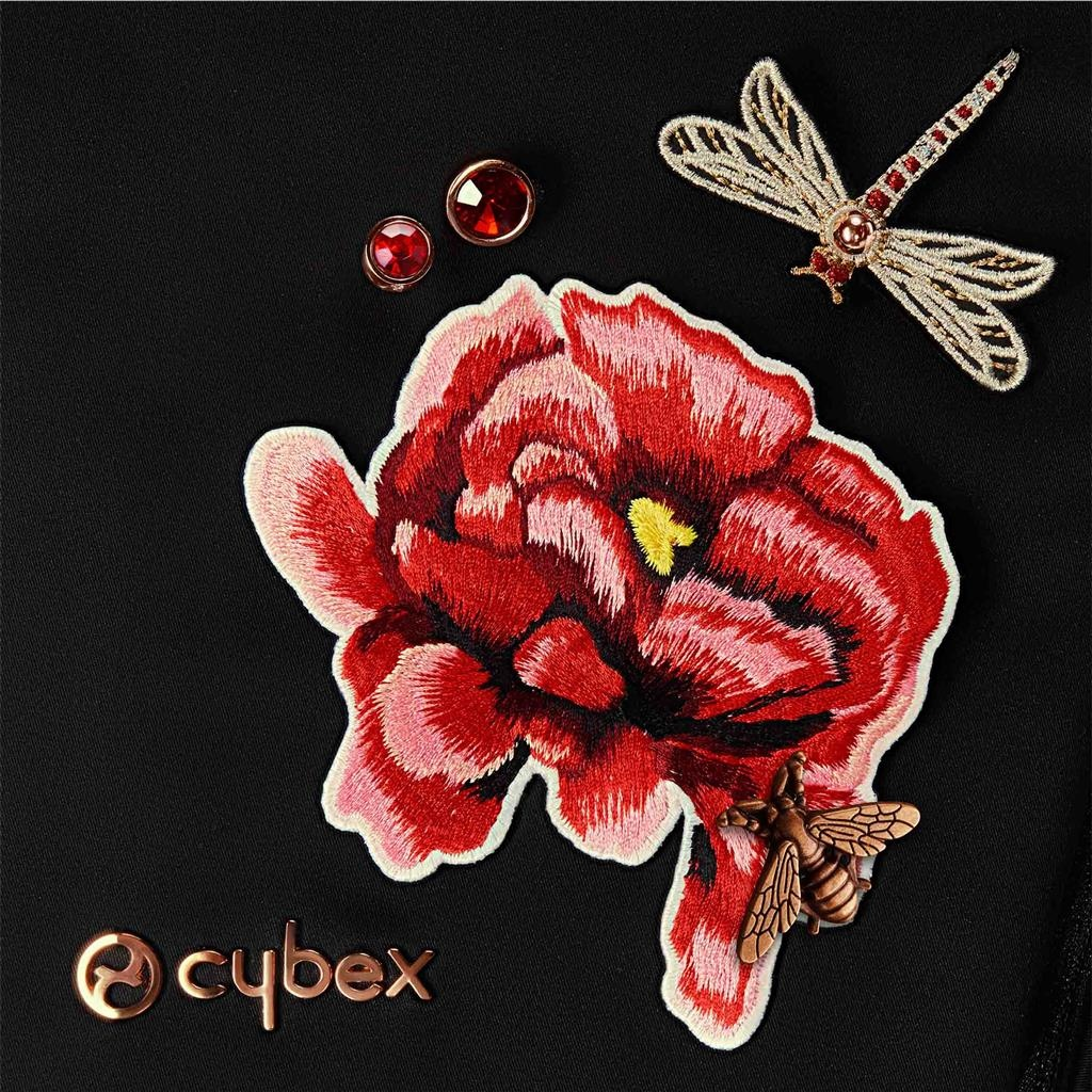 Kinderwagen Cybex Priam spring blossom light-5