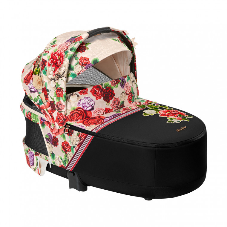 Kinderwagen Cybex Priam spring blossom light-3