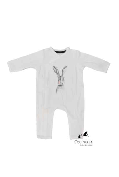 Pajamas Tencel Rabbit 3-6M