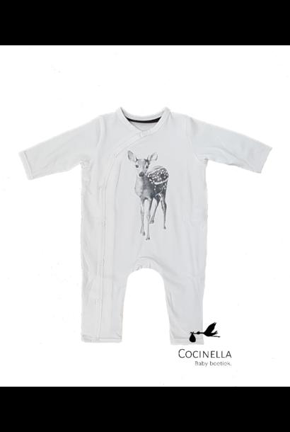 Pajamas Tencel Bambi 3-6M