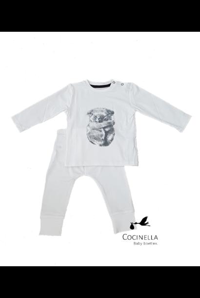 Pyjama Tencel Koala 12-18M