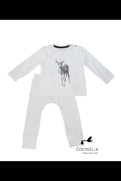Pajamas Tencel Bambi 12-18M