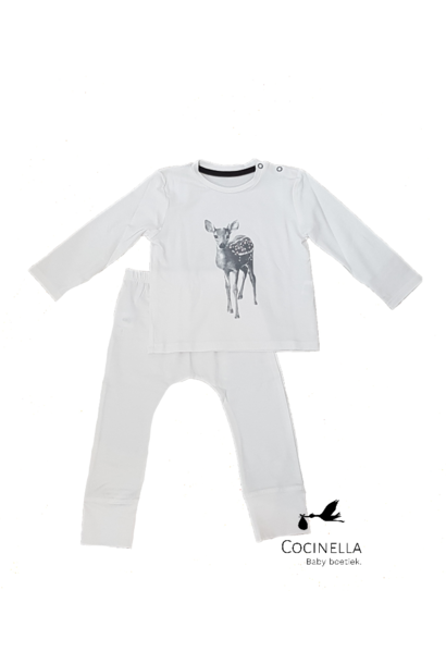 Pyjama Tencel Bambi 12-18M
